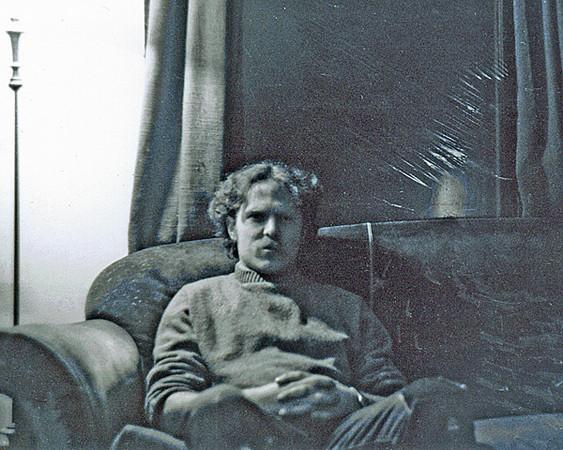 Dave Nance; January 1975 (photo by ?)