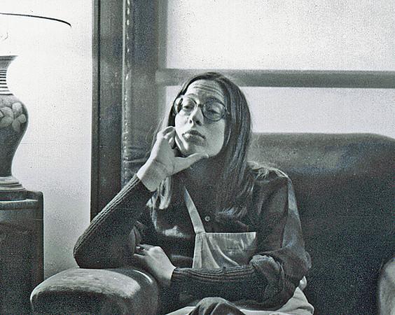 Ann Rupel; February 1975