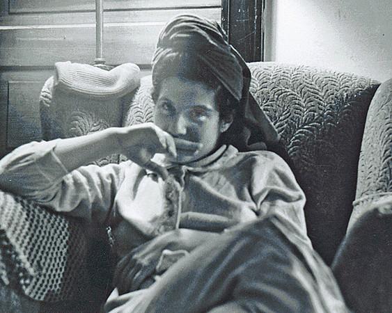 Cathy Roma; April 1975