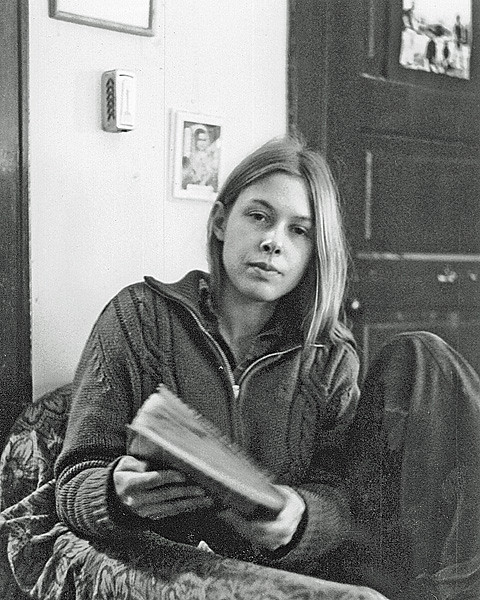 Barb Schleicher; February 1975