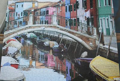 Venice puzzle 2012