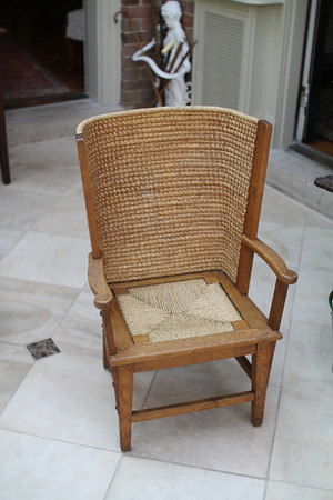 unusual chair