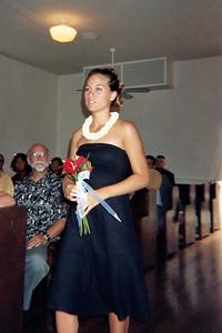 Chandra Davis -- Patty's daughter