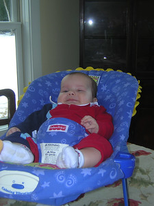 Here's O, Feb 19, 2006. 3 months old!