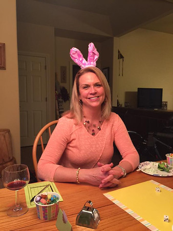 March Bunnies and Eggs bunco 2016