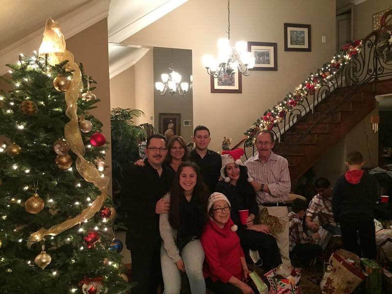 Maria's Family