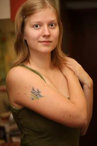 Marikki Patrikka. Photo by Trent Williams