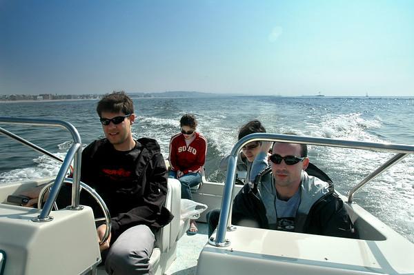 Marina Boat Ride