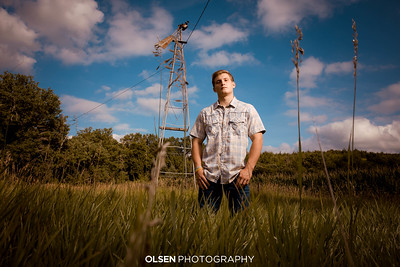 071720 Mark Staley  Senior Photos Senior Photography Country Farming Senior Photos Nate Olsen Gretna, Nebraska