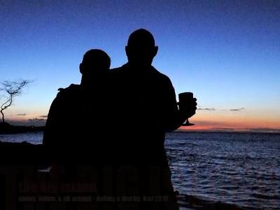 Martin & Ashley do the Big Island