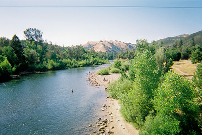 The American River Coloma, CA