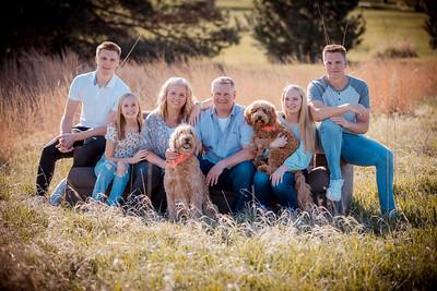 Mason Family Family Portrait Session COVID Coronavirus Photography Gretna, Nebraska Olsen Photography