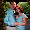 Vu and Catherine at the Hacienda