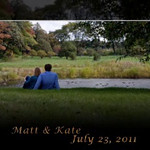 Low-Resolution version of Matt & Kate's slideshow.