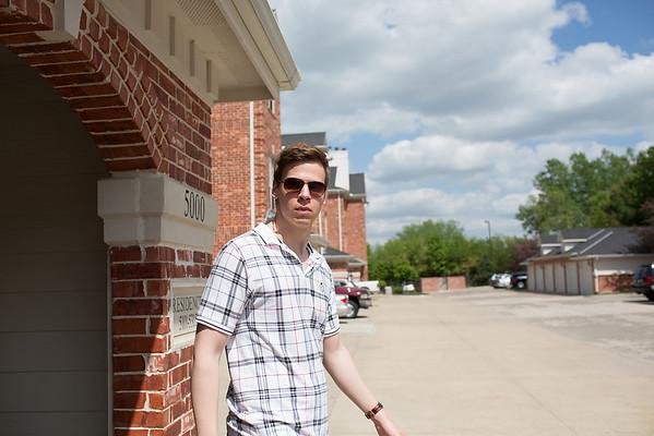 Matt's Law School Graduation