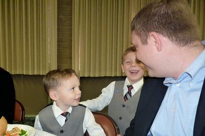 Trevor, Gavin & Uncle Michael