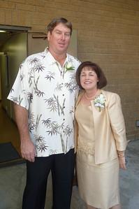 Christine's dad & Alex's mom