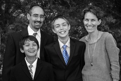 Max Sandweiss Bar Mitzvah 2013 June