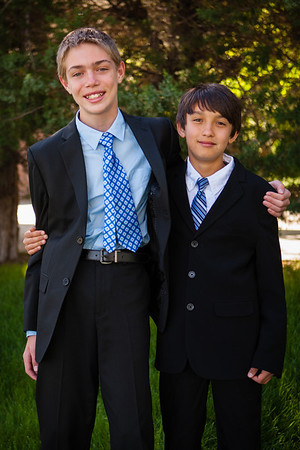 Max Sandweiss Bar Mitzvah