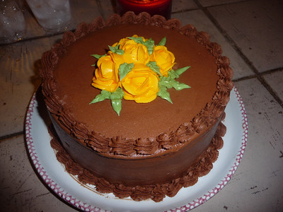 May Cake Walk Bunco 2011