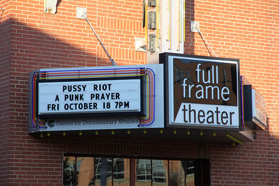 The Full Frame Theater is a new, state-of-the-art screening facility located in the heart of the newly refurbished Power Plant at downtown Durham's American Tobacco Campus