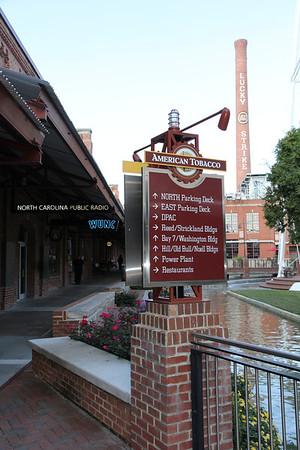American Tobacco Warehouse District
