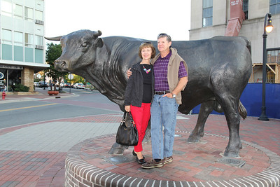 Susan, Butch and the Durham Bull