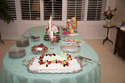 Melesse Traylors 80th Birthday Celebration