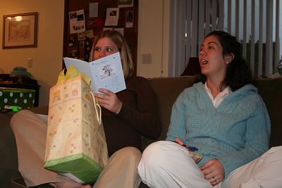 Melissa's San Diego Baby Shower 2007-12-30 003