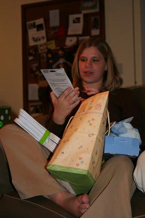 Melissa's San Diego Baby Shower 2007-12-30 009