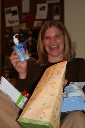 Melissa's San Diego Baby Shower 2007-12-30 011