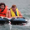 Marisa & Cheryl on the go...
