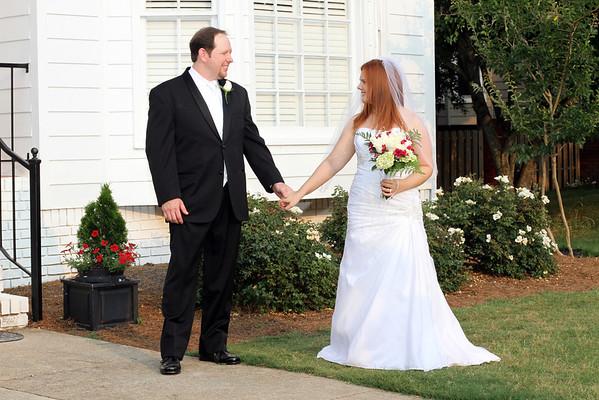 Meredith & Jeff's Wedding