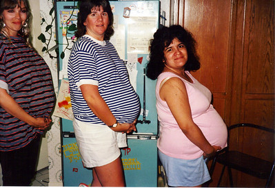 3 pregnant women..Cindy Lori and Michelle   90 or 93??