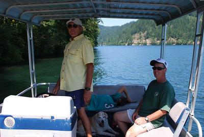 Stuart Family visit, 7-23-09 107