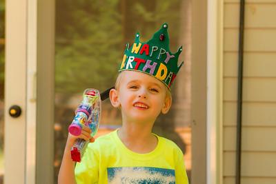 Michael's 5th Birthday