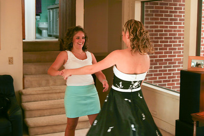 Michele's Senior Prom-111