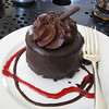 Chocolate Decadence ..... and yesh, I ate the Whole Thing!