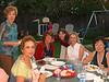 Linda, Mimi, Marge, Marci (host), Giselle, & Beth