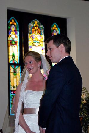 Mike and Sarah Wedding April 2009