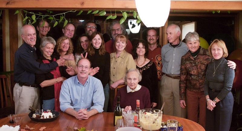 Mike Sullivan's 60th birthday