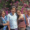 Guillianna, Sebastian, Victoria and Pedro