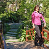 Andrea on Rainbow Bridge
