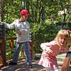 Kids love Koi