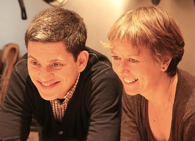 David & Louise + Kitchen 11.10