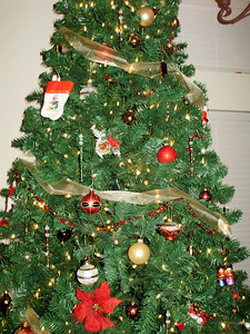 Mimi & Al's Christmas tree