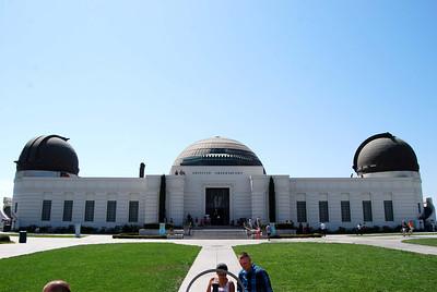 Minal Visits LA