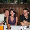 Eli, Mindy, and Tracy