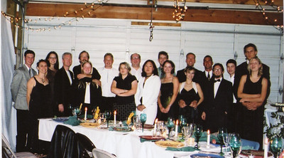 2002 2nd Annual Black Tie Dinner Spokane, WA