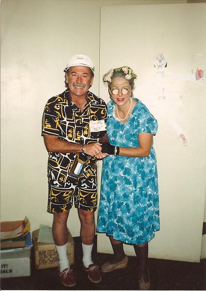Tom Dunbar and Me Halloween/ Mokler